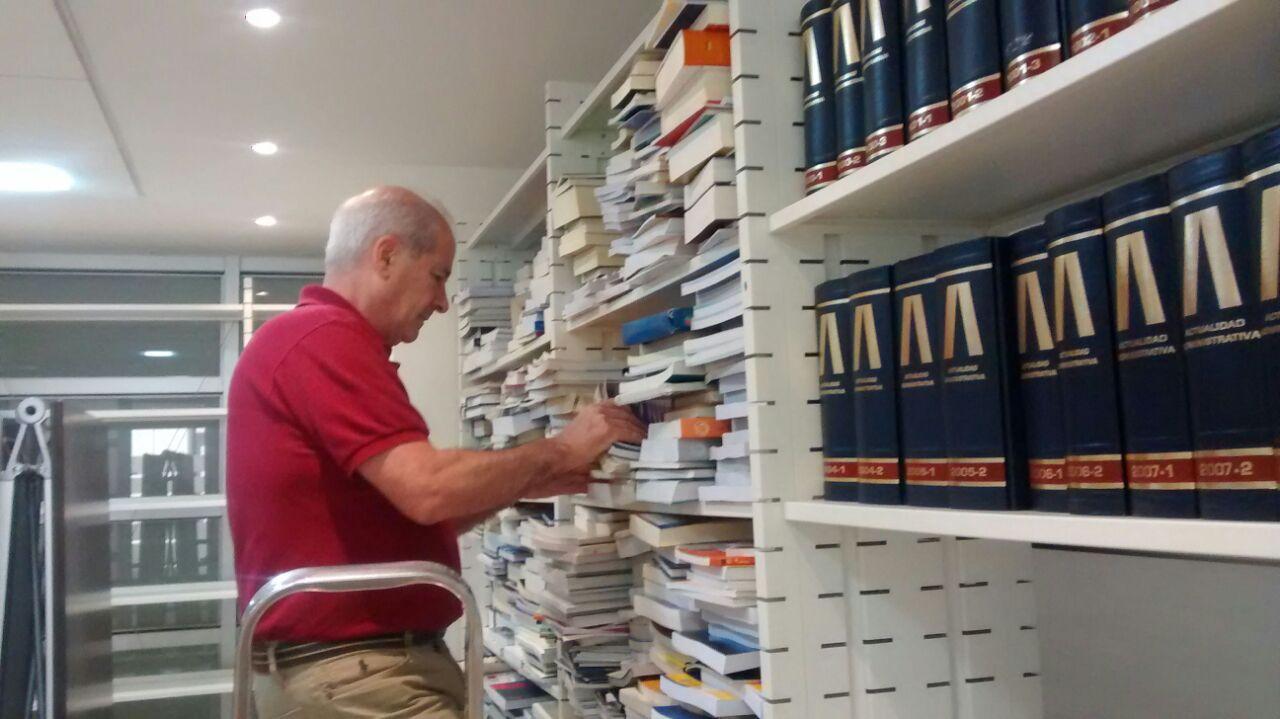 CES-EGABen emaitza Euskal Bibliotekari
