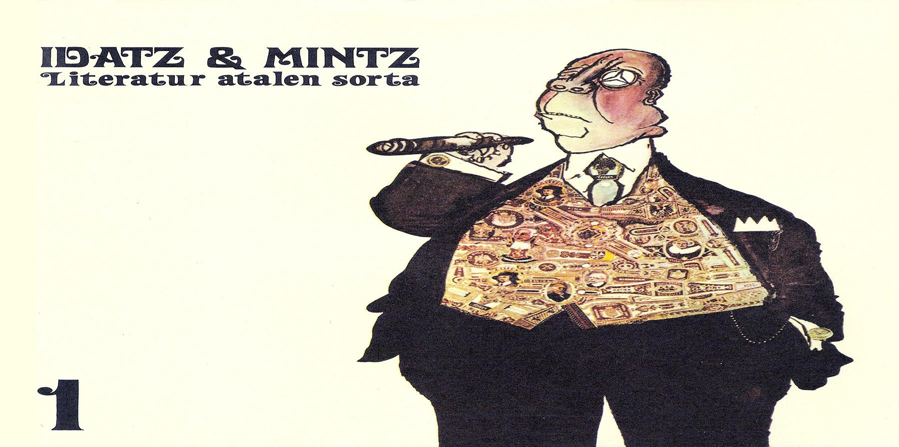 Urrezko Luma Idatz & Mintz aldizkariari