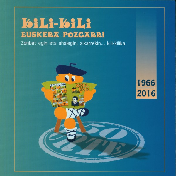 Kili-Kiliren ibilbideari buruzko liburua