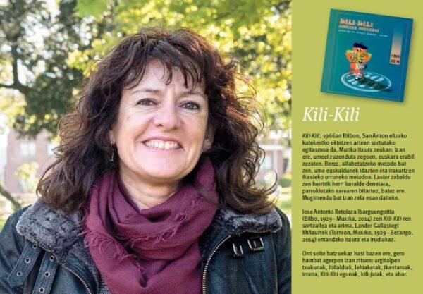'Kili-Kili'ri buruzko erakusketa dala-ta