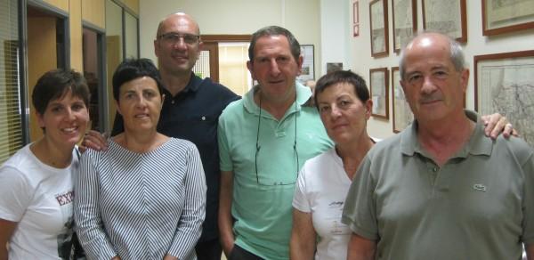 San Martin familia