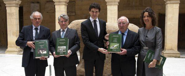 Atlas Etnografikoa sareratzeko hitzarmena sinatu dabe Labayruk eta Petronorrek