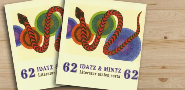 Idatz & Mintz aldizkariaren zenbaki barria