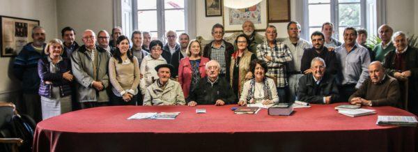Etniker Euskalerria taldeen 2017ko batzarra