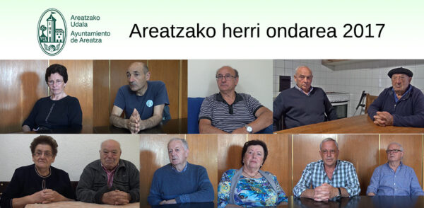 Areatzako Herri Ondarea 2017