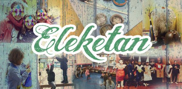 Eleketan programa, euskal kultura zabaltzeko tailerrak