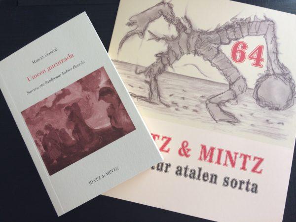 Idatz & Mintz 64, separata gehigarri eta guzti