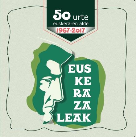 'Euskerazaleak' alkarteari buruzko liburua