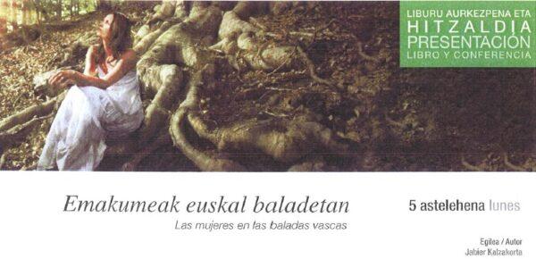 Jabier Kalzakortaren hitzaldia Iruñean