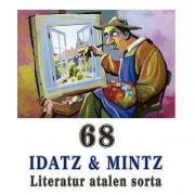 Idatz & Mintz - Literatur atalen sorta 68